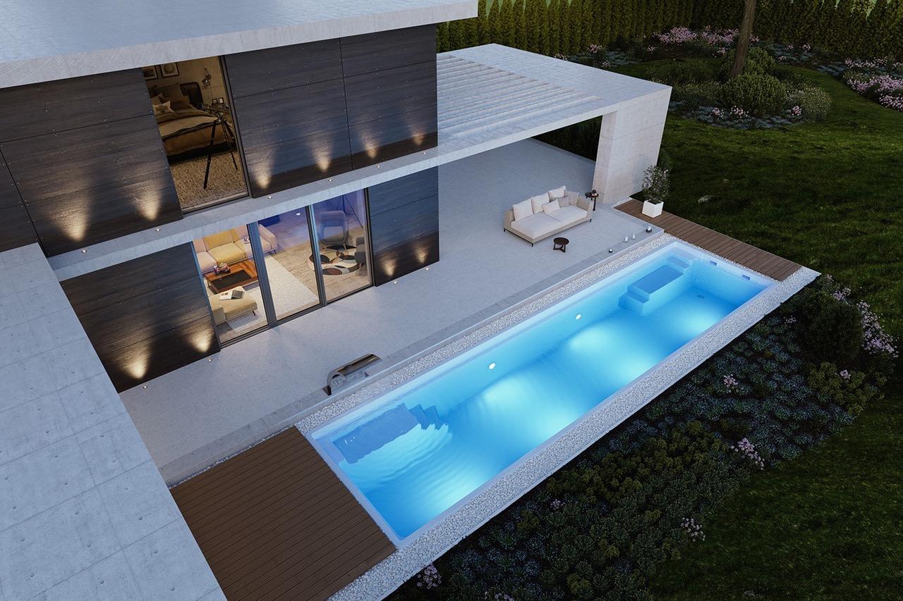Bazénové trendy na rok 2021
